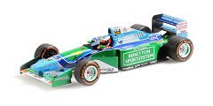 Benetton Ford B194 Mick Schumacher