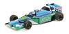 Benetton Ford B194 M. Schumacher winner