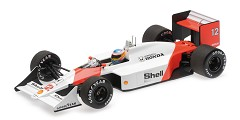 McLaren MP4/4 F. Alonso cirquit de Catal
