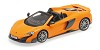 McLaren 675LT spider McLaren orange