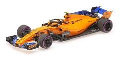 McLaren Renault MCL33 S. Vandoorne last