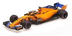 McLaren Renault MCL33 L. Norris testing