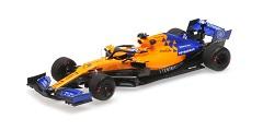 McLaren MCL34 F. Alonso test Bahrain 201
