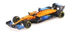 McLaren MCL35 C. Sainz Austrian GP 2020