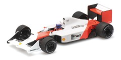 McLaren MP4/4B test car A. Prost 1988