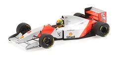 McLaren Ford MP4/8 A. Senna winner GP