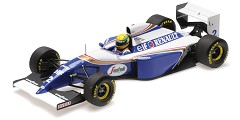 Williams FW16 A. Senna San Marino GP 199