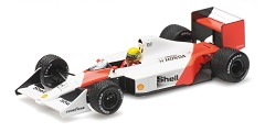 McLaren MP4/4B test car A. Senna 1988