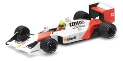 McLaren Honda MP4/4 A. Senna winner