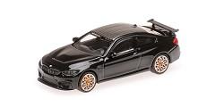 BMW M4 GTS 2016 black orange wheels
