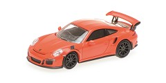 Porsche 911 GT3 RS 2013 Lavaorange