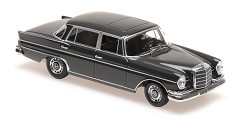 Mercedes 300 SEL 1963 dark grey