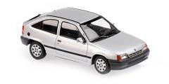 Opel Kadett E 1990 silver metallic