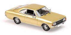 Opel Rekord C coupe 1966 gold