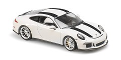 Porsche 911R 2016 white