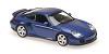 Porsche 911 turbo (996) 1999 blue metall