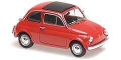 Fiat 500L 1965 red