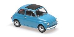 Fiat 500L 1965 blue
