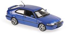 Saab 9-3 viggen 1999 blue metallic