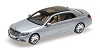 Mercedes S-class Maybach 2016 silver