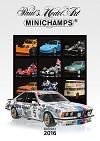 Catalogue Minichamps 2016 edition 1