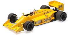 Lotus Honda 99T S. Nakajima GP Monaco