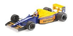 Tyrrell Ford 018 J. Alesi GP Japan 1989