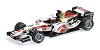Honda F1 racing RA106 J. Button winner G