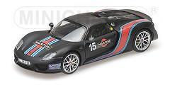 Porsche 918 spyder w/ Martini stripes