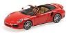 Porsche 911 turbo S cabrio 2013 red