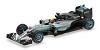 Mercedes AMG W07 L. Hamilton winner GP B