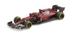 Alfa Romeo F1 team C38 K. Räikkönen