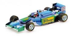 Benetton Ford B194 J. Herbert GP Japan