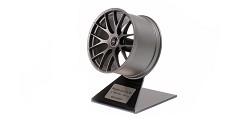 Porsche magnesium wheel 2020 satin plati