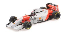 McLaren MP4/8 M. Andretti European GP 19