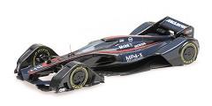 McLaren MP4-X 2015 Study