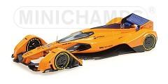 McLaren MP-X2 2018 F1 concept study