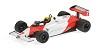 McLaren MP4/1C A. Senna test Silverstone