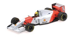 McLaren MP4/8 A. Senna winner European G