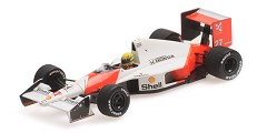 McLaren Honda MP4/5B A. Senna