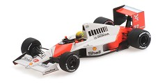 McLaren Honda MP4/5B A. Senna winner